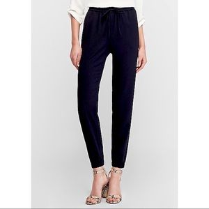 Dressy Drawstring Pants Size S NEW